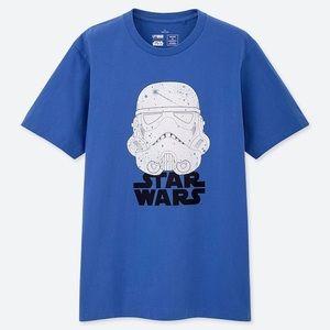 Uniqlo x Star Wars storm trooper by Jun Takahashi